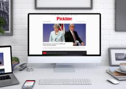 Pickline giornale online
