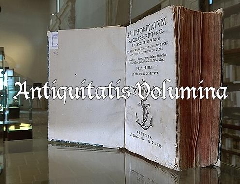 Antiquitatis Volumina di Maurizio Andreanò